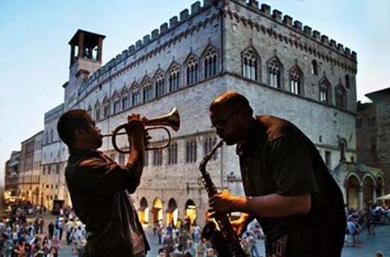 Perugia Umbria jazz