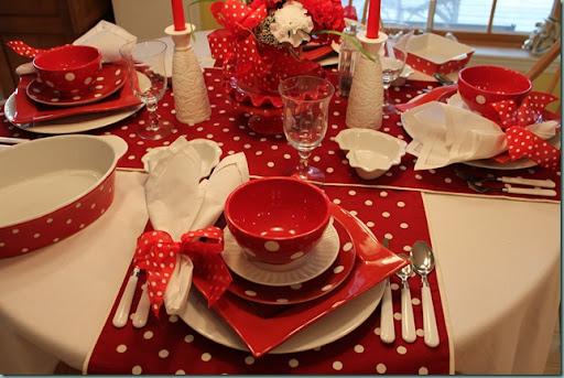 January 2012 114. These polka dot casserole dishes were one of my ... & Cuisine Kathleen: DOT...DOT DOT...DOT \u0026 A CUP CAKE