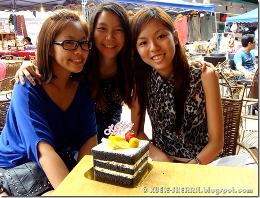soo yee's birthday at winter warmers 3