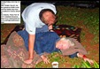 TILLETT Vivien 90 she, grandson and dog BATTERED BY GANG Mtubatuba KZN Feb102011 ZULULAND OBSERVER