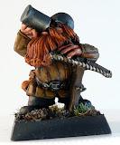Dwarf Thunderer