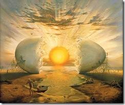 Nacimiento del sol