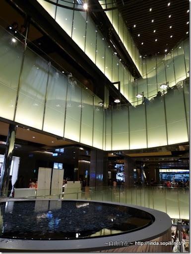 京站廣場-水池