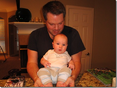 1.  Daddy and Knox