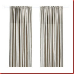 curtains ikea