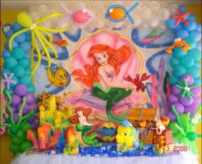 decoracion con globos decoracion de fiestas infantiles en globos