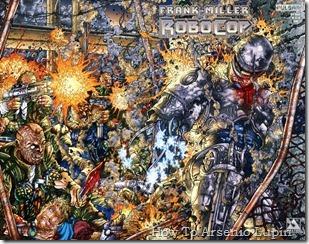P00003 - Frank Miller's Robocop #3