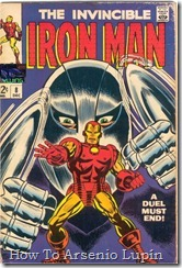 P00009 - El Invencible Iron Man #8
