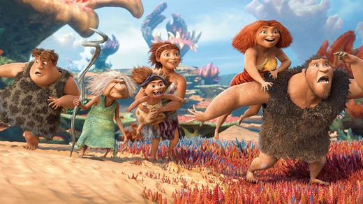 The Croods-cuevana