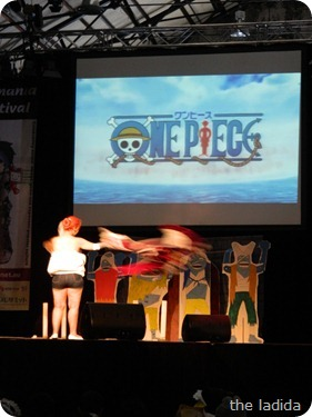Animania World Cosplay Summit 2012 Australia - Macross Frontier and One Piece (3)