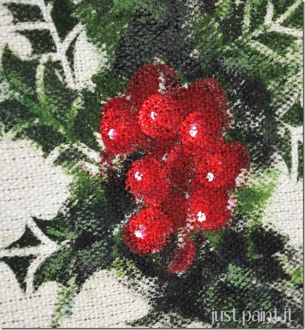 Painted-Holly-Pillow-P