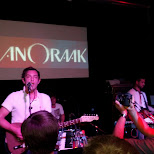 anoraak performing live in Toronto, Ontario, Canada