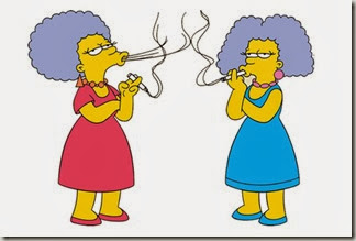 Patty y Selma
