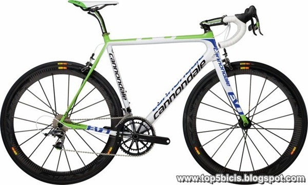 Cannondale SUPERSIX EVO HI-MOD TEAM 2013