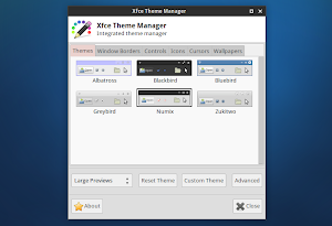 Xfce Theme Manager