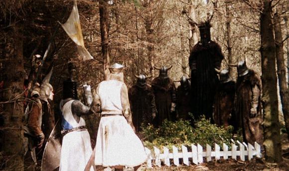 Monty Python e os cavaleiros que dizem Ni