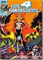 P00056 - Los 4 Fantásticos v1 #55
