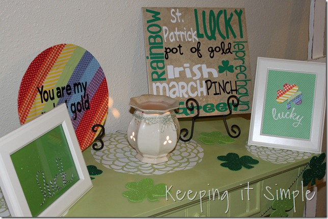 St. Patrick's Decor (4)