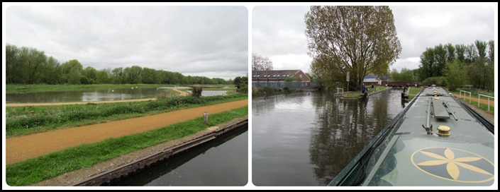 3 Fobney lock and Lake