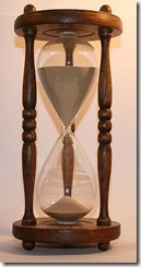 hourglass