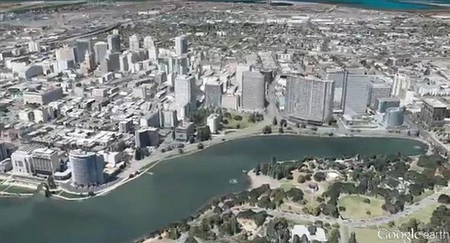Νέα τεχνολογία 3D στο Google Maps