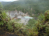 Old crater on Gunung Soputan (Dan Quinn, February 2013)