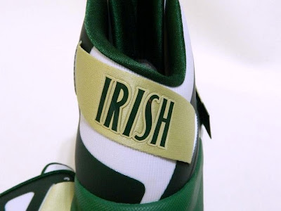 nike zoom soldier 6 pe svsm home 4 08 Detailed Look at Nike Zoom Soldier VI SVSM Fighting Irish PEs
