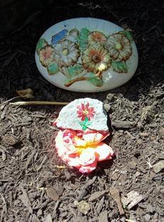 Cooper's grave