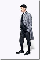 Alexander McQueen Menswear Fall 2012 21