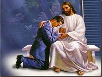 JESUS PERDONANDO