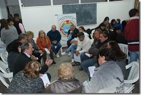 1º Asamblea en Mar del Tuyú