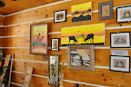McCauley&#39;s Village Store - Native Art