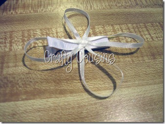 Loopy Flower Bow (7)