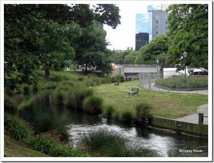 River Avon.