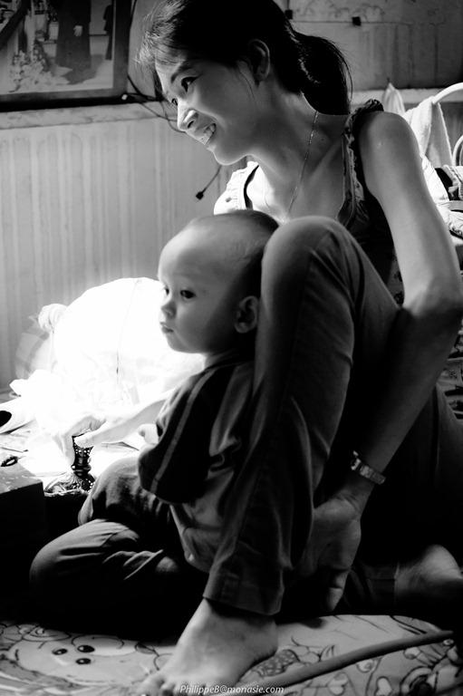 Mam and Baby ...