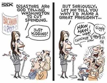 Bachmann-Comedy