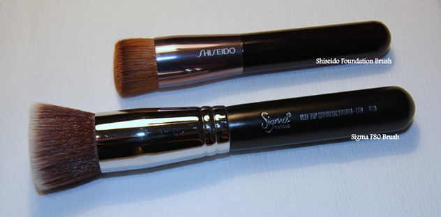 Shiseido Foundation Brush 3