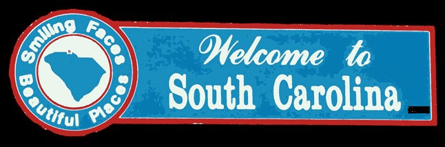 sc sign posterized