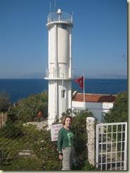 Lighthouse on Pigeon Island (Small)