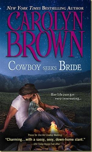 Cowboy Seeks Bride Cover