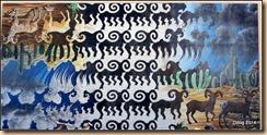 Big Horn Sheep mural