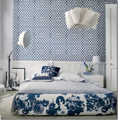 patterned-bedroom