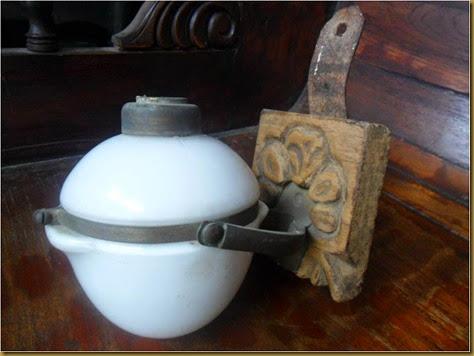 Lampu kapal keramik
