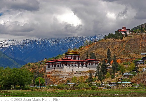 'Cloud-hidden, whereabouts unknown (Paro, Bhutan)' photo (c) 2008, Jean-Marie Hullot - license: http://creativecommons.org/licenses/by-sa/2.0/