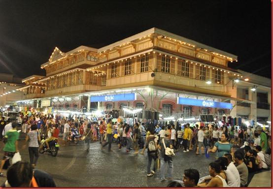 Tutuban Mall Night Market Photo