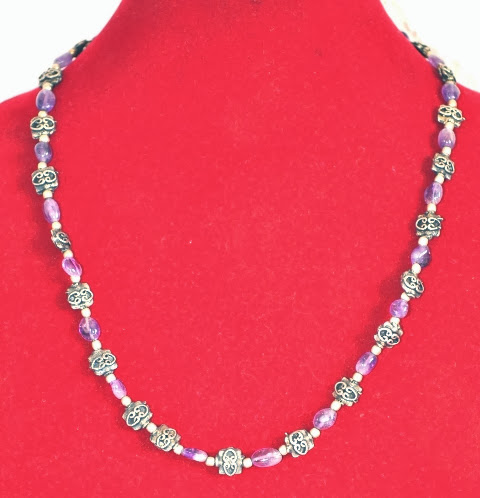Necklace of stones