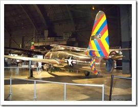 F-84 Thunderjet Korean war plane
