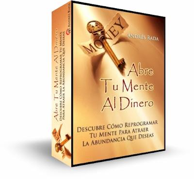 abre.tu.mente.al.dinero Abre Tu Mente Al Dinero   Descubre cómo reprogramar tu mente para ganar dinero y atraer la abundancia que deseas