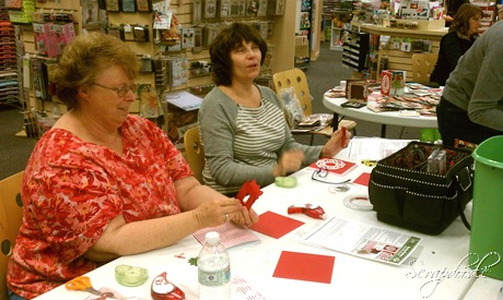 Sizzix Pop n Cuts Class with Christy (5)