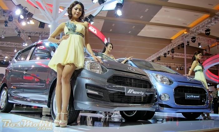 DAIHATSU SAMARINDA Daihatsu Luncurkan Ayla M Sporty Dan X